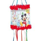 Piñata viñeta con música Mickey Mouse