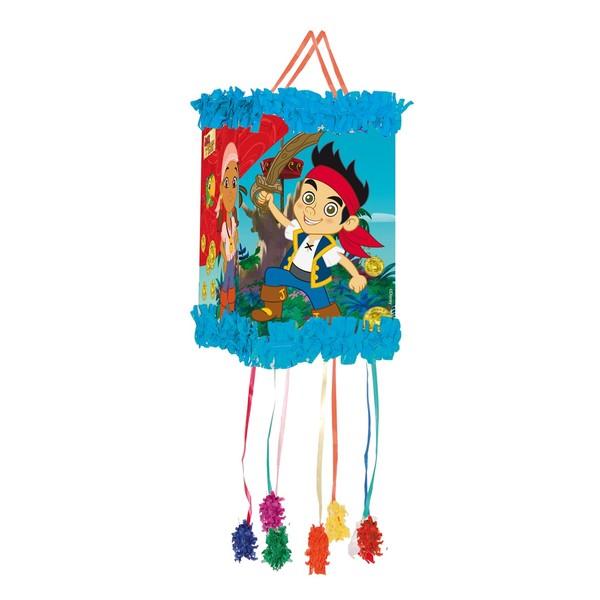 Piñata de Jake y los piratas - Imagui
