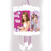 Piñata viñeta Violetta