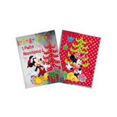 Set de bolsas de navidad Mickey Mouse