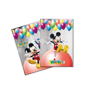 Set de bolsas rectangulares Mickey Mouse Clubhouse Balloons