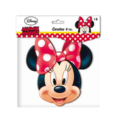Set de caretas Minnie Mouse