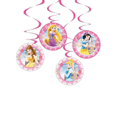 Set de colgantes decorativos Disney Princesas