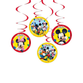 Set de colgantes decorativos Mickey Mouse Clubhouse
