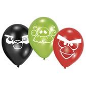 Conjunto de balões Angry Birds