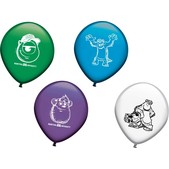 Set de globos Monstruos University