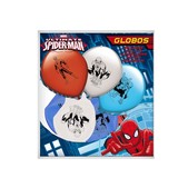 Set de globos Ultimate Spiderman