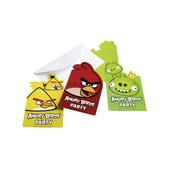 Conjunto de convites Angry Birds