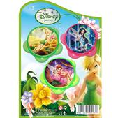 Set de panderetas Disney Hadas