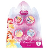 Set de yo-yos Disney Princesas