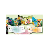 Set de invitaciones Disney Hadas
