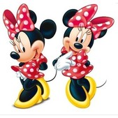 Set de mini figuras Minnie Mouse