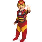 Disfraz de Iron Man 2 para bebé