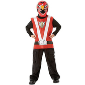 Kit Power Ranger Rojo