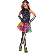 Disfraz de Skelita Calaveras Monster High