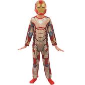 Disfraz de Iron man 3 económico para niño