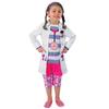 Costume de Docteur La Peluche pour fille