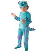Disfraz de Sulley para niño