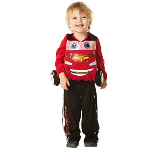 Disfraz de Rayo McQueen Cars 2 para niño: comprar online