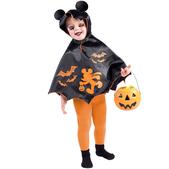 Disfraz Capa Mickey Mouse Halloween