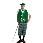 Disfraz de golfista
