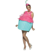 Costume cupcake pour femme