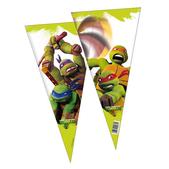 Set de bolsas de cono Tortugas Ninja