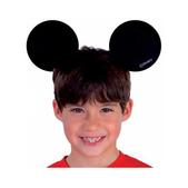 Diadema con orejas Mickey Mouse