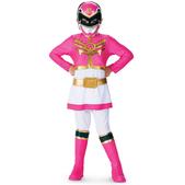 Déguisement Power Ranger Megaforce Rose pour fille