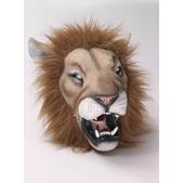 Máscara de león