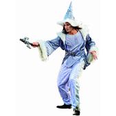 Fato de bruxo mago Adalgis