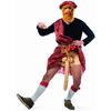 Disfraz de escocés con gran sorpresa