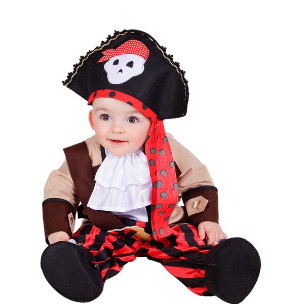 Disfraces de piratas para bebés: Comprar online - Funidelia
