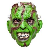 Máscara de Frankestein verde