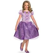 Disfraz de Rapunzel classic para niña