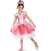 Disfraz de Aurora tutú Prestige para niña