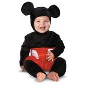 Disfraz de Mickey Mouse Prestige para bebé