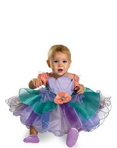 Disfraz de Ariel La Sirenita para bebé