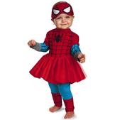 Disfraz de Spider Girl para bebé