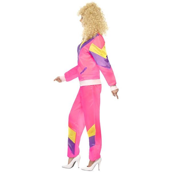 D guisement d 39 octog naire en jogging pour femme acheter en ligne sur funidelia - Deguisement sportif annee 80 ...