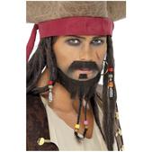 Set de barba pirata