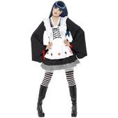 Disfraz de Alicia gótica