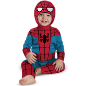 Disfraz de bebé Spiderman