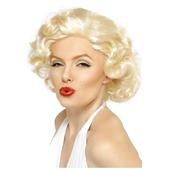 Perruque de Marylin Monroe de luxe