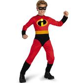 Disfraz de Dash Los Increíbles classic para niño