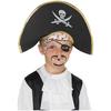 Sombrero de capitán pirata para niño