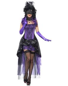 Disfraz de condesa del castillo