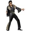 Disfraz de Elvis negro y dorado
