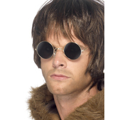 Gafas de pop británico de los 90