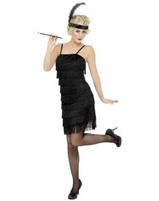 Disfraz de joven a la moda de los años 20